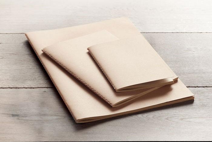 Bilježnica od recikliranog papira