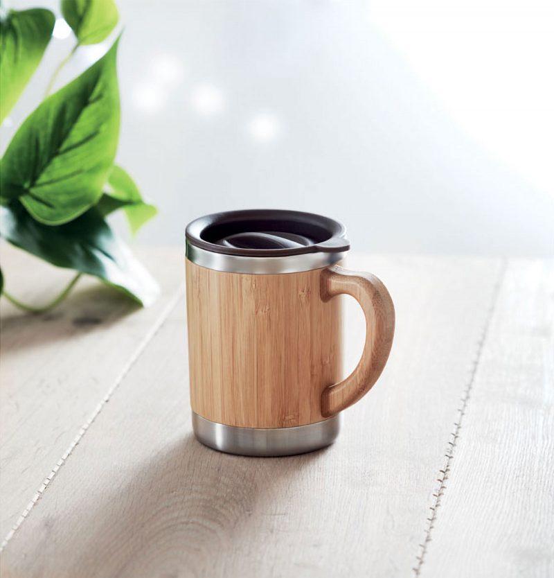 Eco šalica od bambusa Mokka