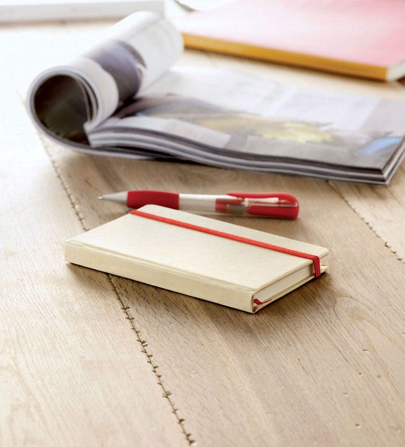 Eco bilježnica od recikliranog materijala Evernote