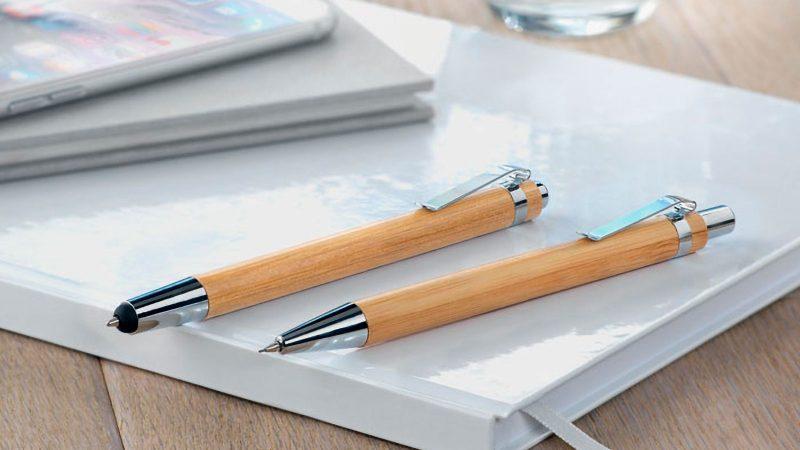 Ekološki set za pisanje Bambooset