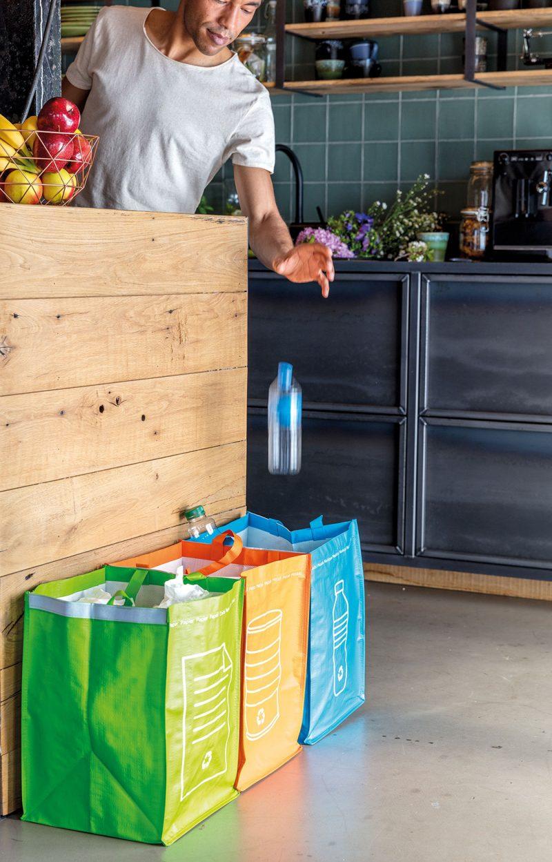 Vrećice za razdvajanje otpada