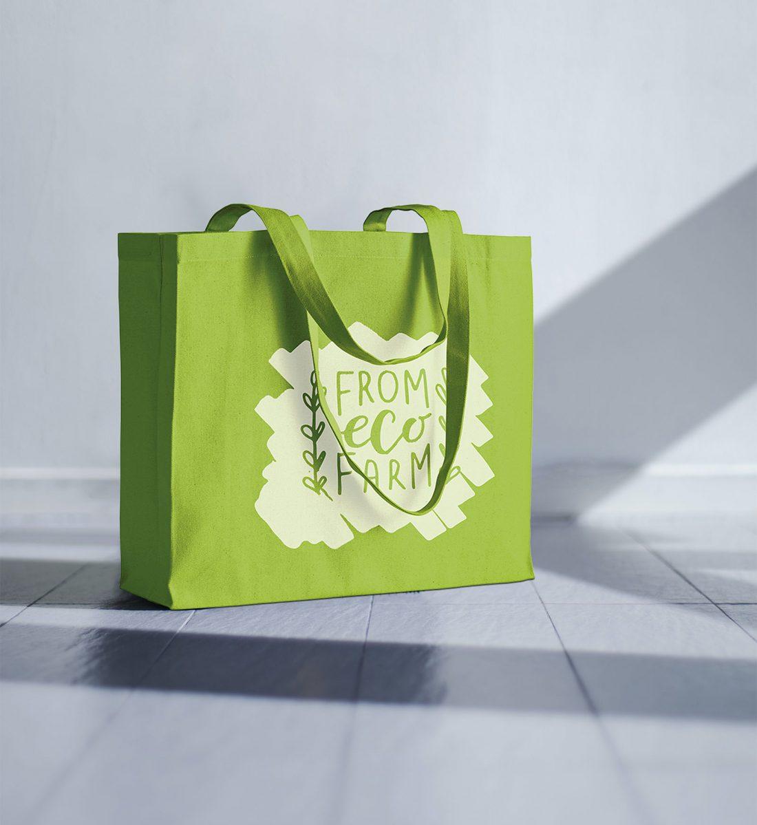 Eco torba za kupovinu Piky