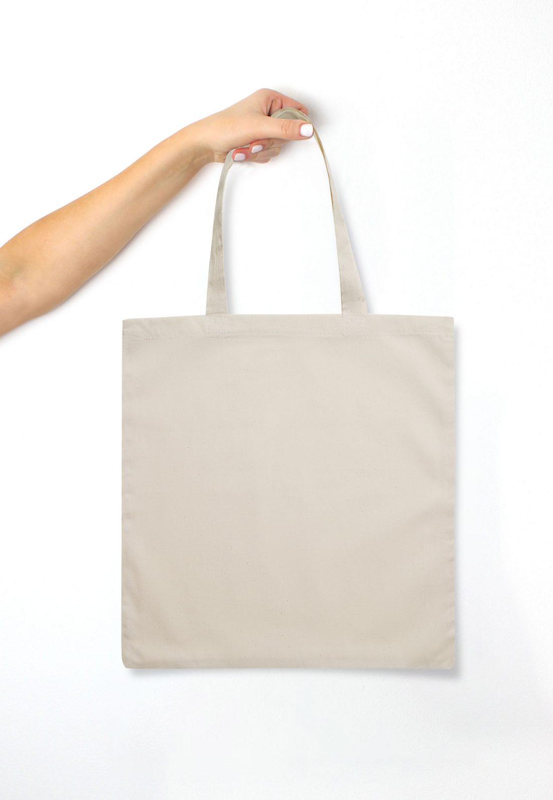 Promotivna pamučna eco torba za kupovinu Marketa +