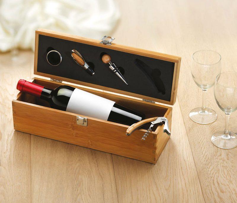 Promotivni set za vino Tardor u eco pakiranju