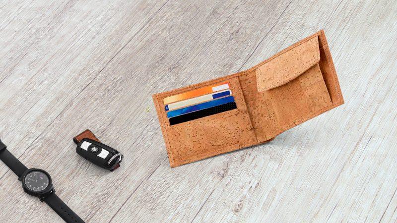 Eco novčanik od pluta