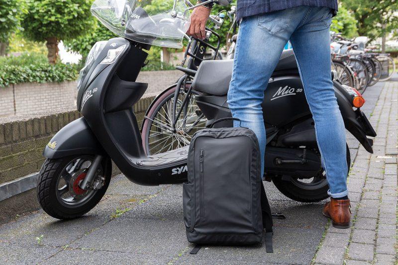 Eco ruksak za laptop Fashion