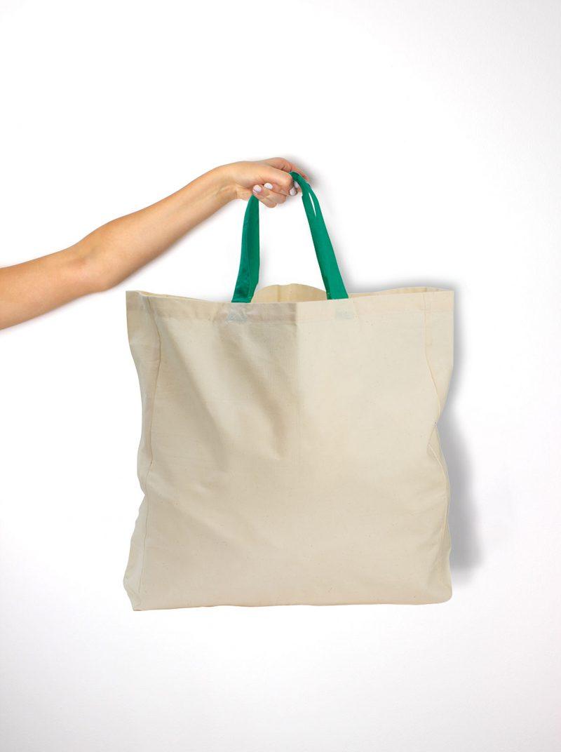 Eco torba za kupovinu Aloe