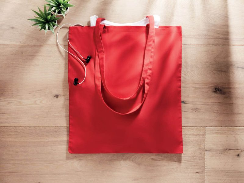 Promotivna eco torba za kupovinu Cottonel colour ++