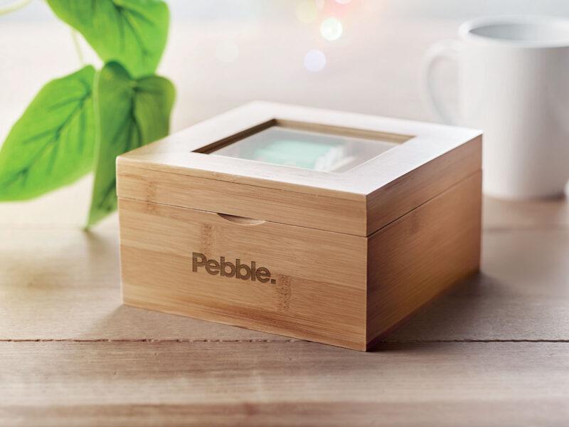 Campo Tea kutija za čaj od bambusa